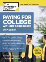 Paying for College Without Going Broke 2017