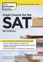 Crash Course For The SAT