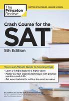 Crash Course for the SAT