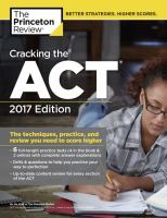 Cracking the ACT 2017