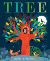 Tree : a peek-through picture book