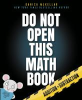 Do Not Open This Math Book!