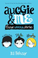 Cover of Auggie & Me: Three Wonder Stories