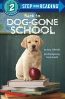 Back to Dog-gone School