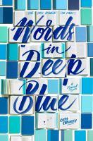 Words in Deep Blue