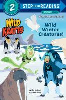 WILD KRATTS: WILD WINTER CREATURES! [level 2]