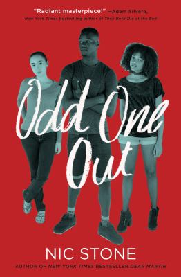 Odd One Out(book-cover)