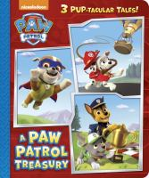 A Paw Patrol Treasury