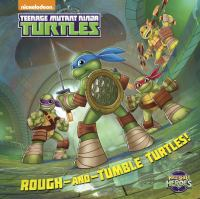 Rough-and-tumble Turtles!