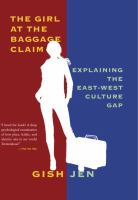 The Girl at the Baggage Claim