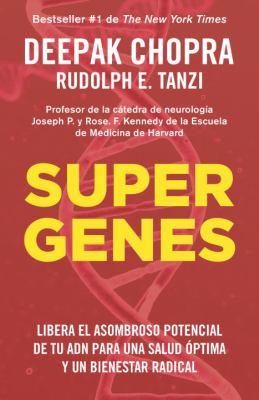 Supergenes book jacket