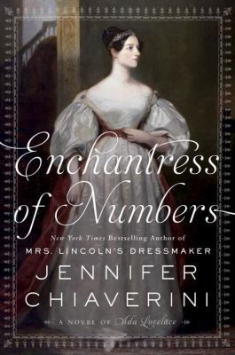 Enchantress of Numbers  book jacket