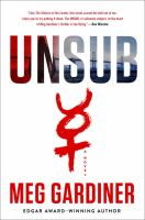 Unsub : a novel