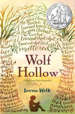 Cover image for Wolf Hollow