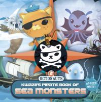 Kwazii's Pirate Book of Sea Monsters