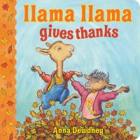 Llama Llama Give Thanks