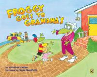 Froggy Goes to Grandma's