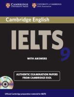 Cambridge IELTS 9 [includes Audio CDs]
