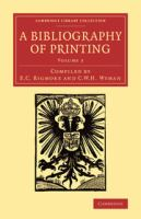 A Bibliography of Printing
