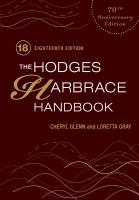 The Hodges' Harbrace Handbook