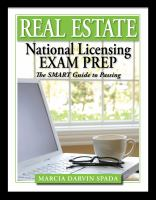 Real Estate National Licensing Exam Prep