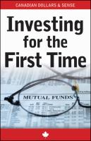 Investing For The First Time