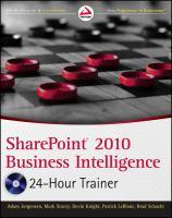 SharePoint 2010 Business Intelligence
