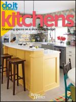 Do It Yourself Kitchens
