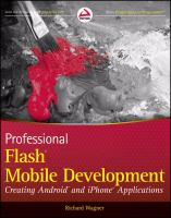 Professional Flash Mobile Development