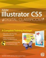 Adobe Illustrator CS5 Digital Classroom