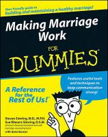 Making Marriage Work for Dummies