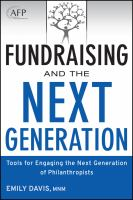 Fundraising and the Next Generation