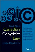 Image: Canadian Copyright Law