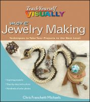 Teach Yourself Visually More Jewelry Making