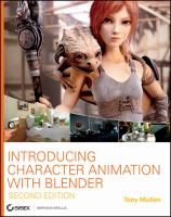 Introducing Character Animation With Blender, Second Edition