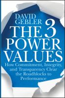 The 3 Power Values