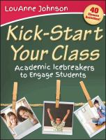 Kick-start your Class