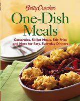 Betty Crocker One-dish Meals