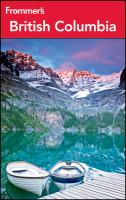 Frommer's British Columbia