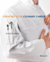 Creating your Culinary Career