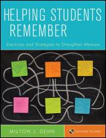 Helping Students Remember