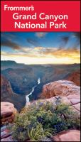 Frommer's Grand Canyon National Park [2012]