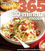 365 30-minute Meals