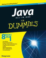 Java All-in-one for Dummies, 3rd Edition
