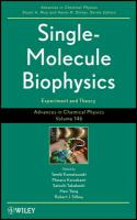 Single-molecule Biophysics