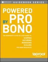 Powered by Pro Bono
