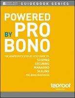 Powered by Pro Bono