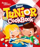 New Junior Cook Book