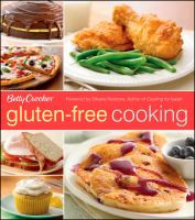 Betty Crocker Gluten-free Cooking