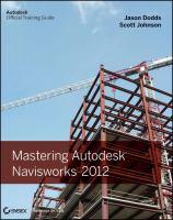 Mastering Autodesk Navisworks 2012